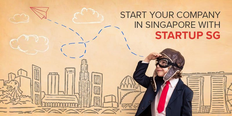 Start Your Company in Singapore with Startup SG