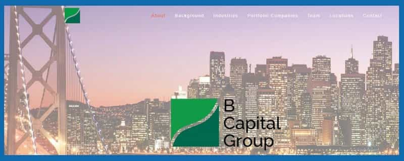 b capital group fund singapore