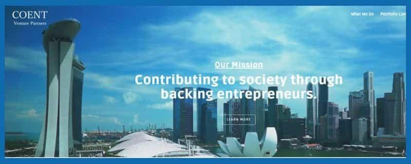 coent venture singapore