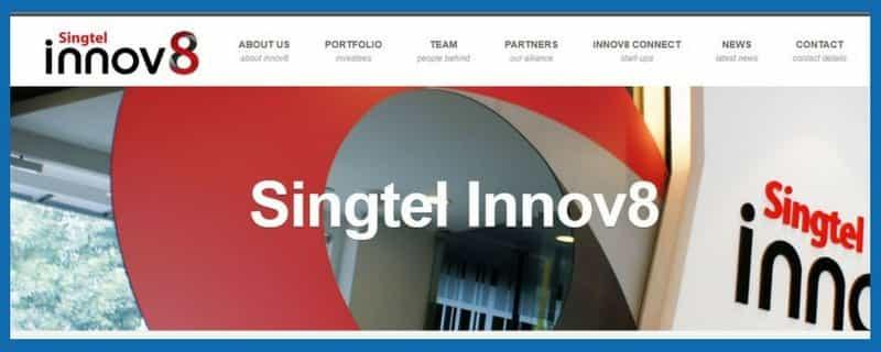 singtel venture singapore