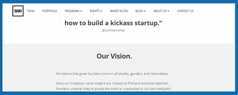 500 startup venture singapore