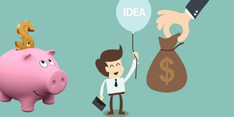 startup bootstrap raise money