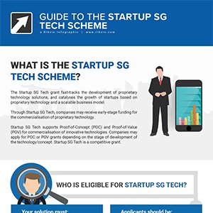 Guide to the Startup SG Tech Scheme