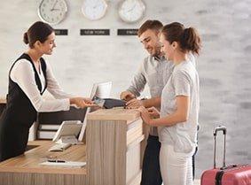 customers needing human interaction