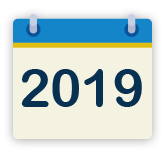 calendar-2019 Singapore Goods and Services Tax (GST)