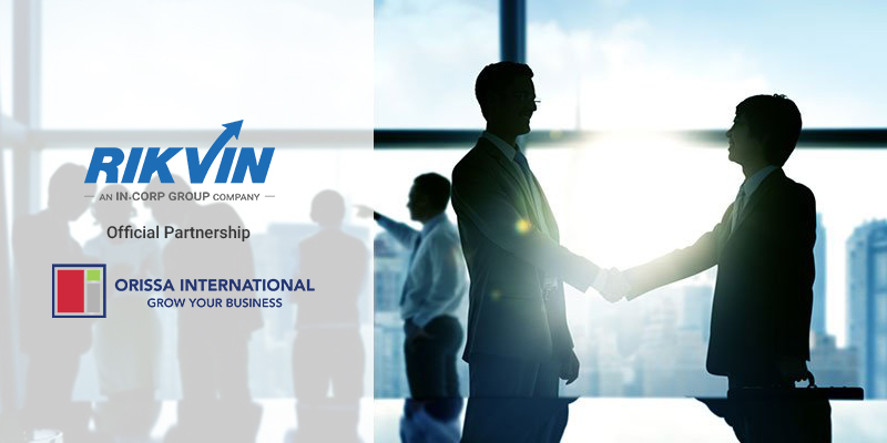 InCorp Group institutes Official Partnership with Orissa International