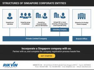 Singapore Corporate Structures