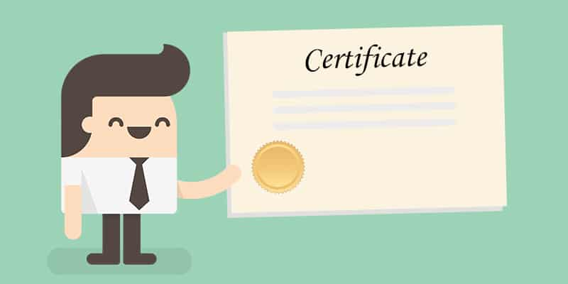 What is a share certificate