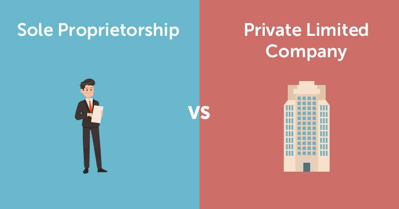 Converting a Sole Proprietorship to a Private Limited Company