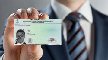 Employment Pass Holder in Singapore