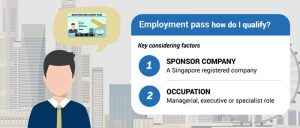How can I get Employment Pass in Singapore