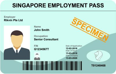 Singapore Employment Pass in Singapore