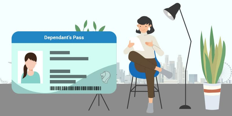 Options for Dependant's Pass Holders in Singapore