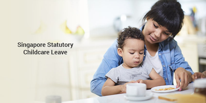 Singapore Statutory Childcare Leave