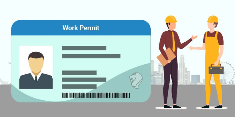 What is a Work Permit and who is it for?