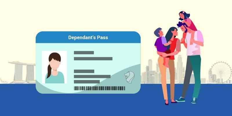 Dependent Pass Singapore