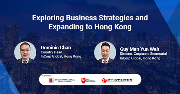 Exploring Business Strategies and Expanding to Hong Kong