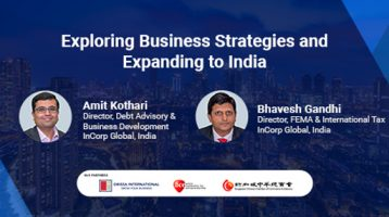 Exploring Business Strategies and Expanding to India