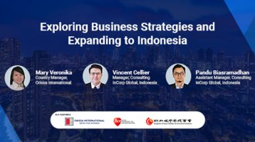 Exploring Business Strategies and Expanding to Indonesia