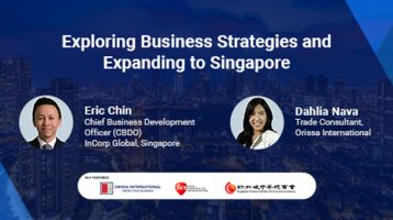 Exploring Business Strategies and Expanding to Singapore