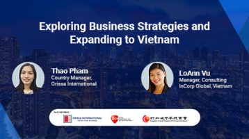 Exploring Business Strategies and Expanding to Vietnam