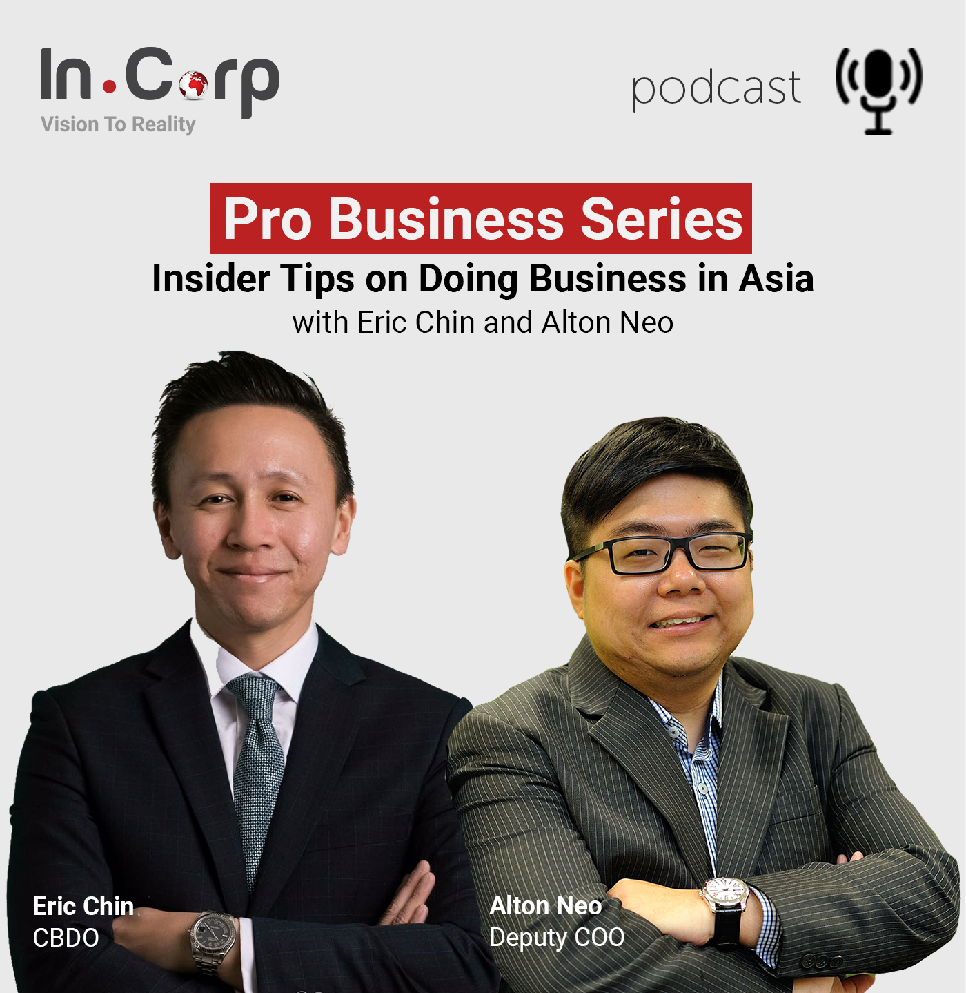 InCorp Business Podcast
