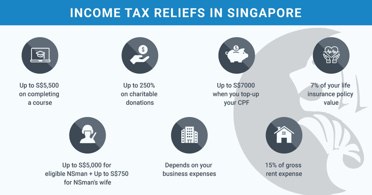 7 Ways to Legally Reduce Income Tax in Singapore (2021)