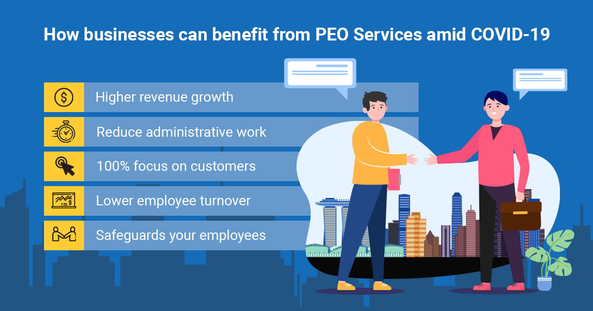 How businesses can benefit from PEO Services amid COVID-19