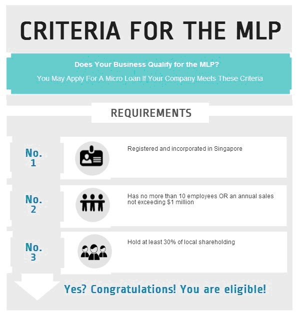 Criteria-micro-loans-singapore How Singapore SMEs Can Benefit from the Micro-Loan Programme (MLP)
