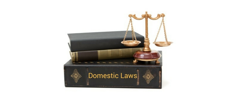 Domestic Law