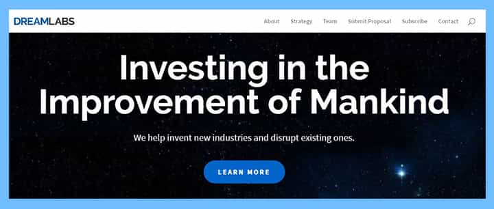 Dreamlabs-investments 16 Singapore Start-Up Grants and Schemes