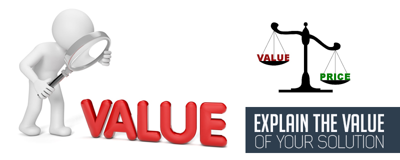 Explain-the-Value-of-Your-Solution Best Practices To Know the Value Of Your Company