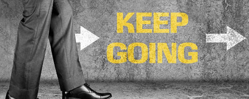 If_you_going_-through_hell_keep_going-1 10 Quotes on Why Persistence is Important for Success