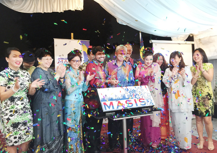 Malaysian-Association-in-Singapore Rikvin Welcomes the 'Malaysian Association in Singapore' (MASIS)