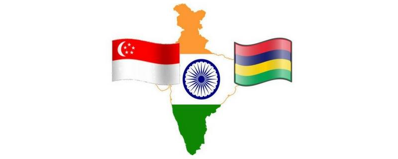 Mauritius-Vs-Singapore India-Singapore DTAA Revised 2017