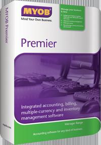 Premier-v12 Singapore Accounting Software - MYOB