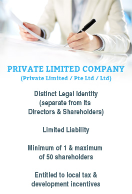 Singapore-private-limited-company Startup Guide for Small or Medium-sized Enterprises