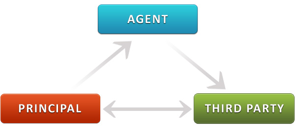 agent-principal-thirdparty Who Can Represent Your Company?