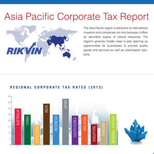 Infogfraphic: APAC Corporate Tax Report (click to view)
