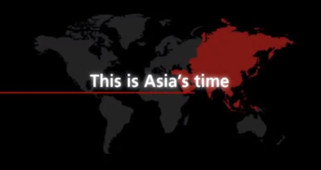 asia It's the Motto for the Whole Region