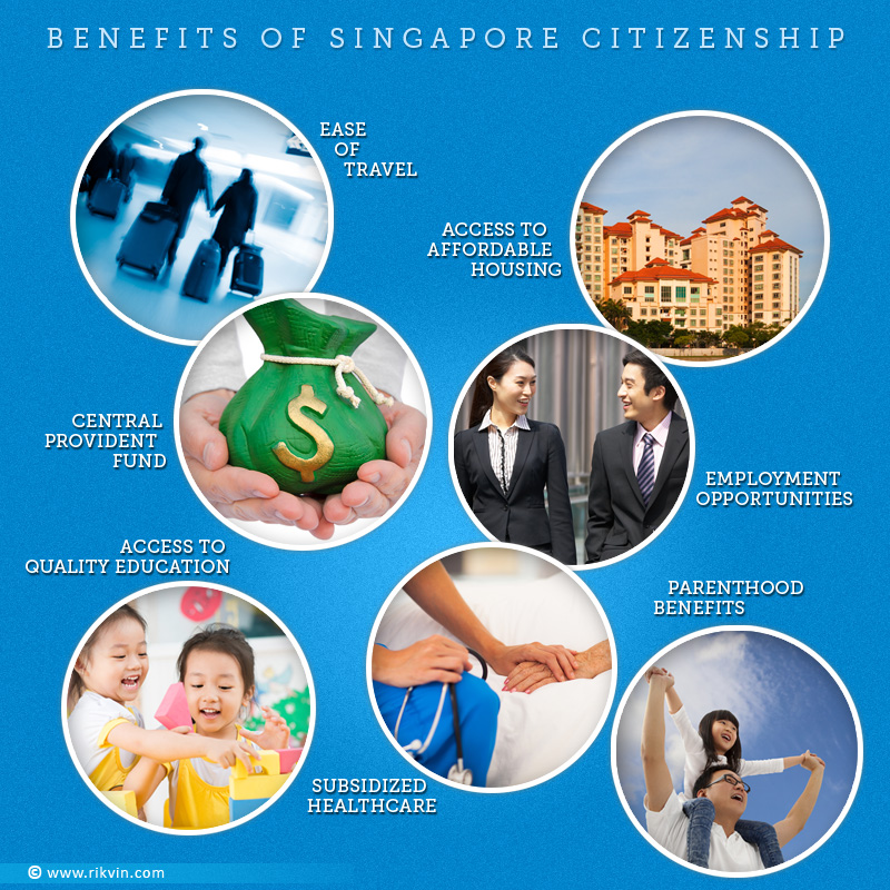 benefits-of-citizenship The Pros and Cons of Singapore Citizenship