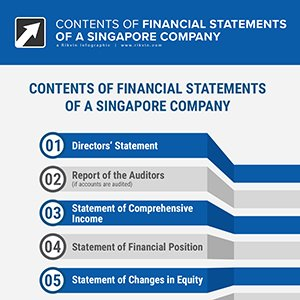 contents financial statements singapore company