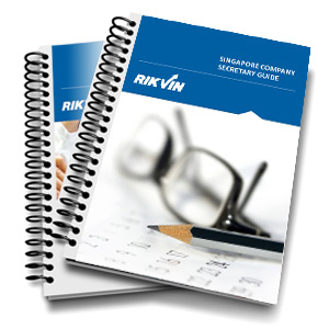 Singapore Company Secretary Guide