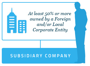 corporate-structure-of-a-subsidiary Corporate Structures in Singapore