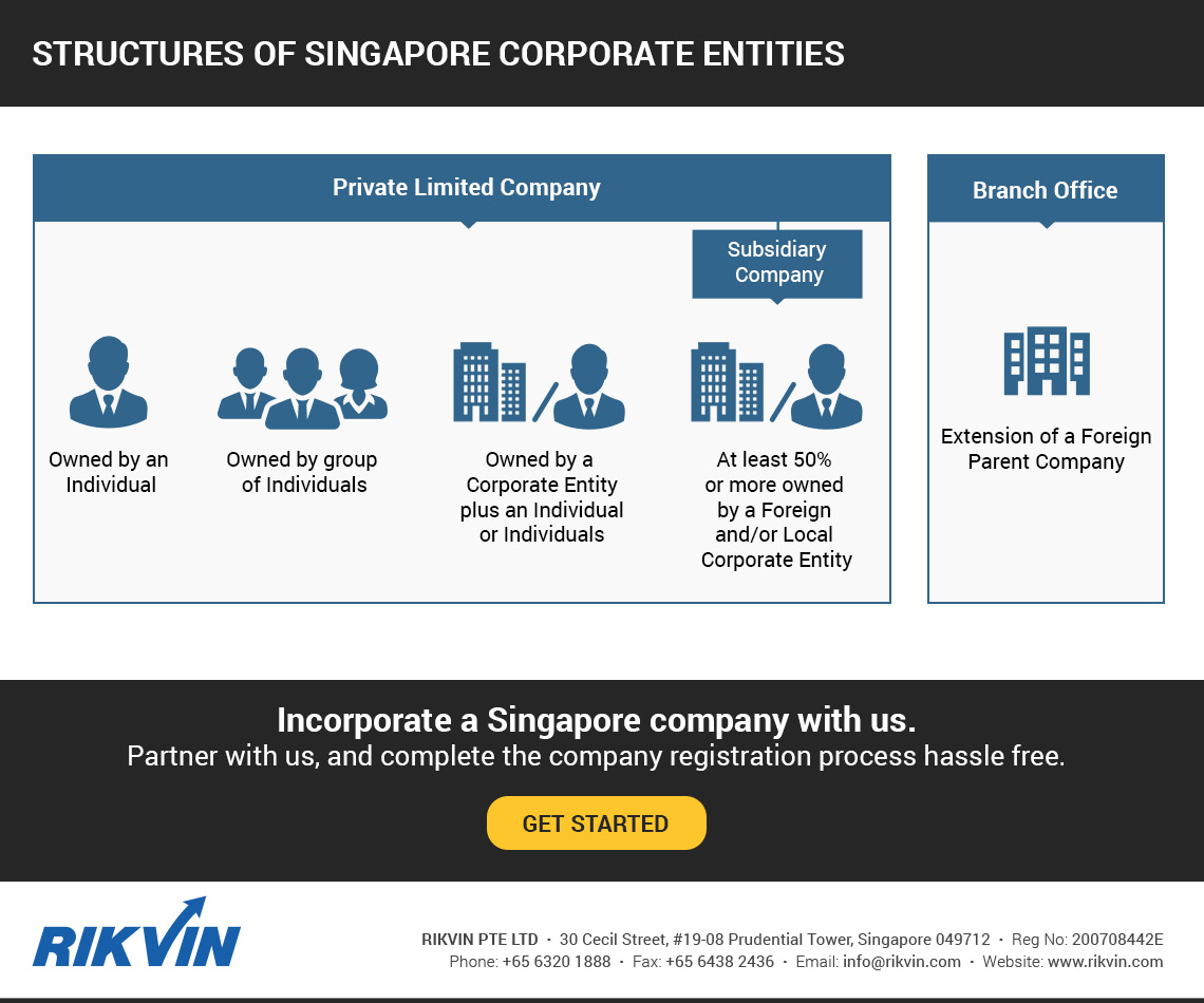 corporate-structures Infographic: Structures of Singapore Corporate Entities