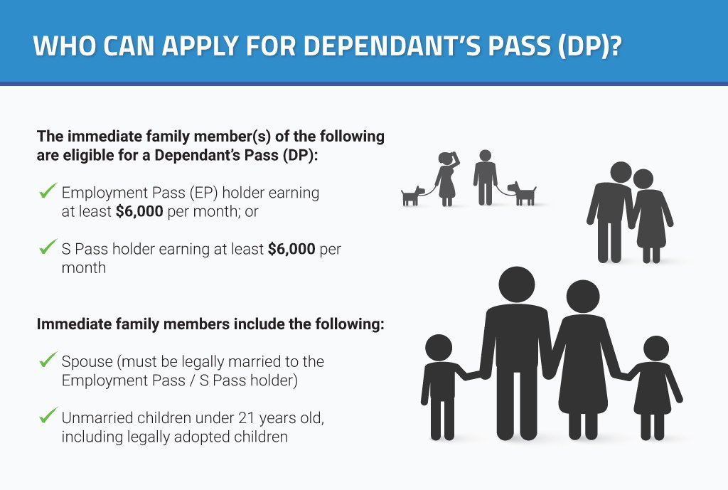 dependants-pass-application-infographics Singapore Dependant's Pass Application