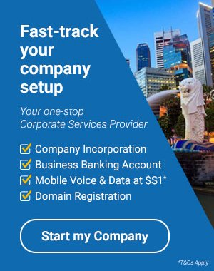 Fast-track your Singapore company setup