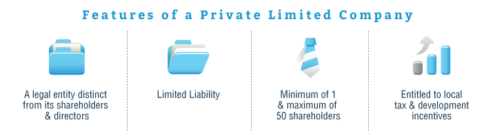 features of a singapore private limited company