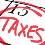 Singapore Tax Filing Calendar