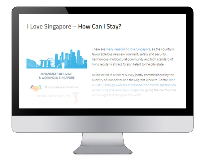 ilovesingapore-guide Rikvin Publishes New Singapore Permanent Residency Guide